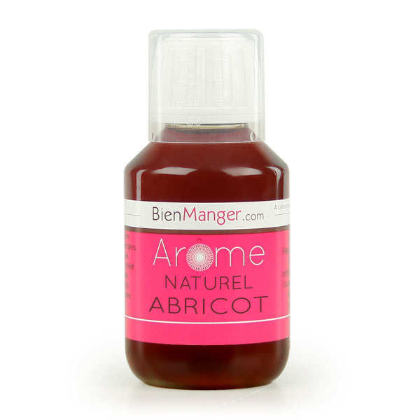 Organic Natural apricot flavouring