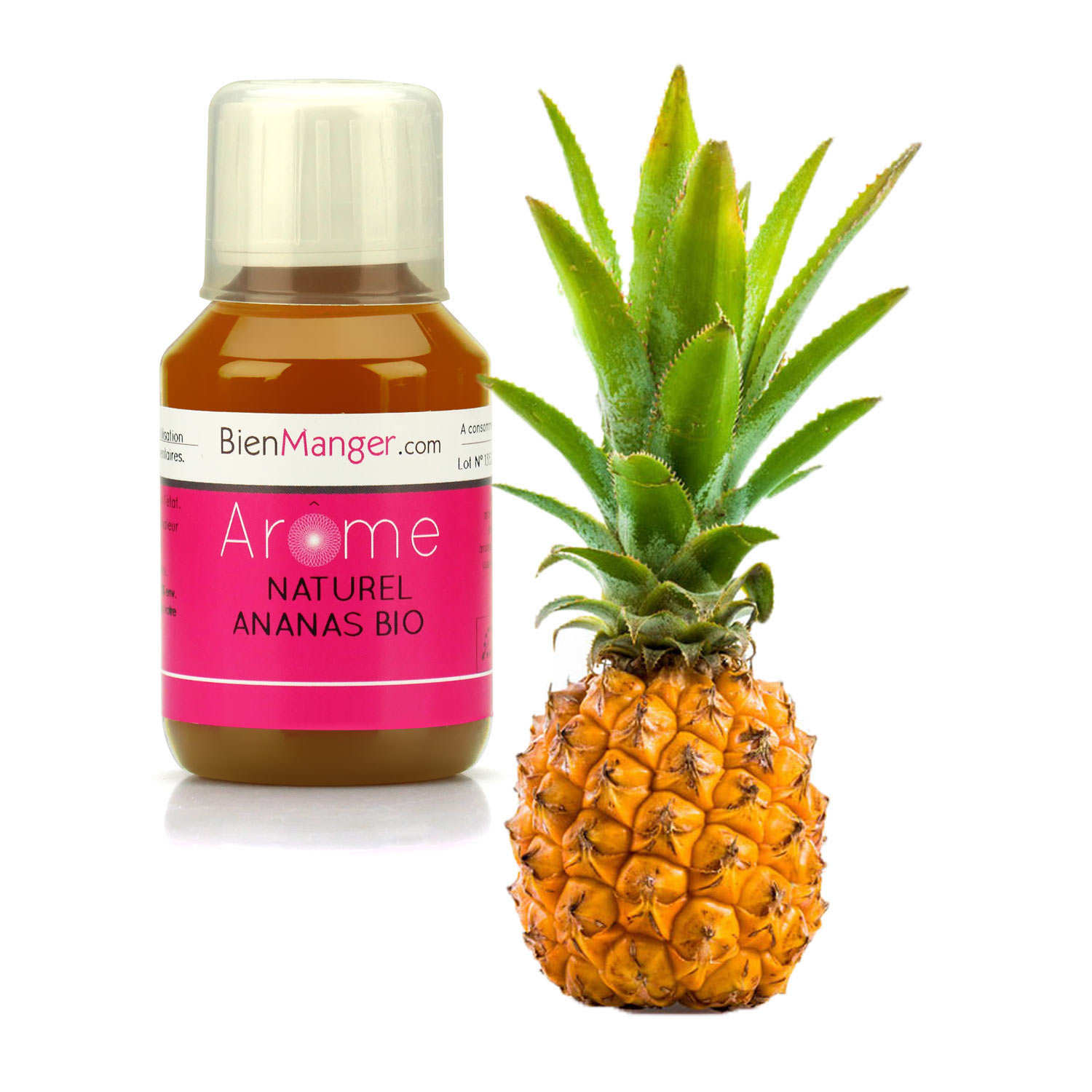 Natural pineapple flavouring