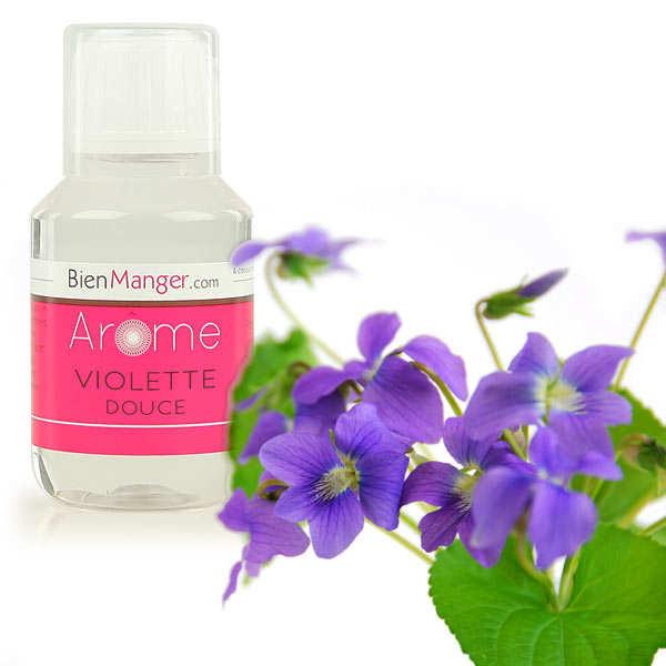 Arôme alimentaire de violette
