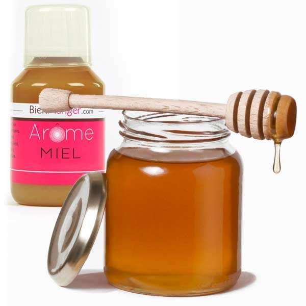 Arôme alimentaire de miel