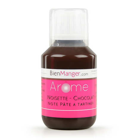 BienManger aromes&colorants - Chocolate and hazelnut flavouring