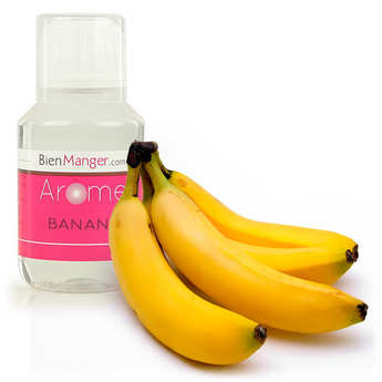 BienManger aromes&colorants - Banana flavouring