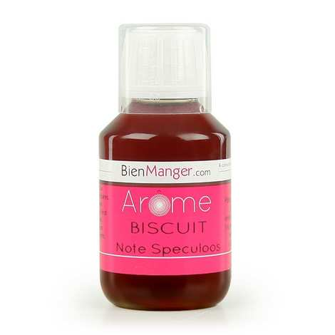 BienManger aromes&colorants - Arôme alimentaire de spéculoos