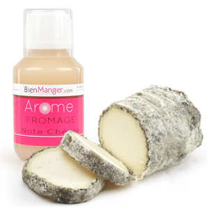 BienManger aromes&colorants - Goat's cheese food flavouring