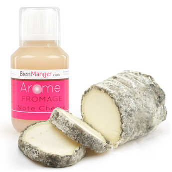 BienManger aromes&colorants - Arôme alimentaire de fromage de chèvre
