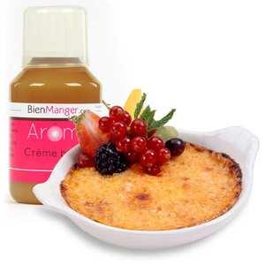 BienManger aromes&colorants - Arôme alimentaire de crème brûlée