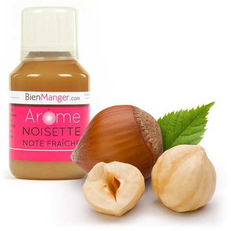 BienManger aromes&colorants - Arôme alimentaire de noisette fraîche