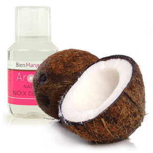 BienManger aromes&colorants - Coconut food flavouring