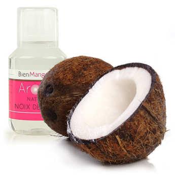 BienManger aromes&colorants - Arôme alimentaire de noix de coco