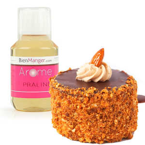 BienManger aromes&colorants - Arôme alimentaire de praliné