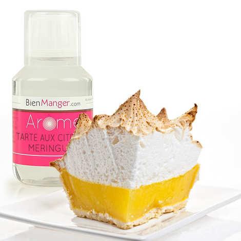 BienManger aromes&colorants - Arôme alimentaire de tarte aux citrons meringuée