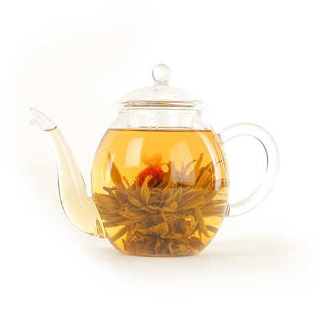 Creano - Coffret 6 fleurs de thé blanc
