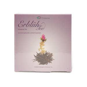 Creano - Coffret 6 fleurs de thé noir