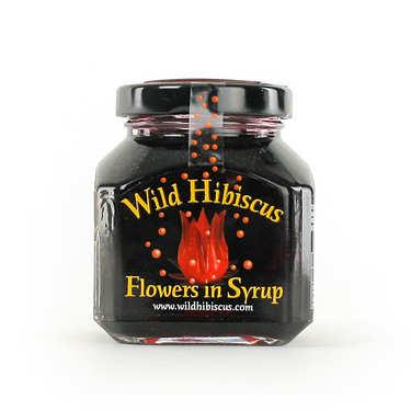 Fleurs d'hibiscus au sirop Wild Hibiscus
