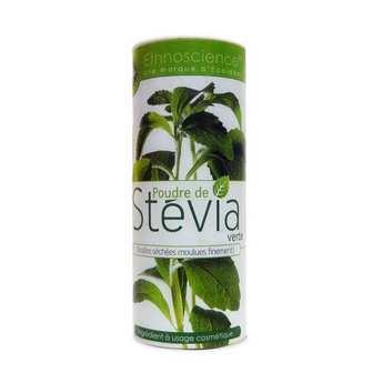 Ethnoscience - Stevia verte en poudre