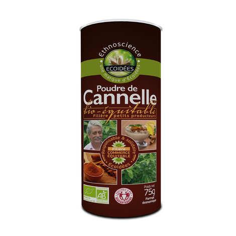 Ethnoscience - Organic cinnamon powder (75g)