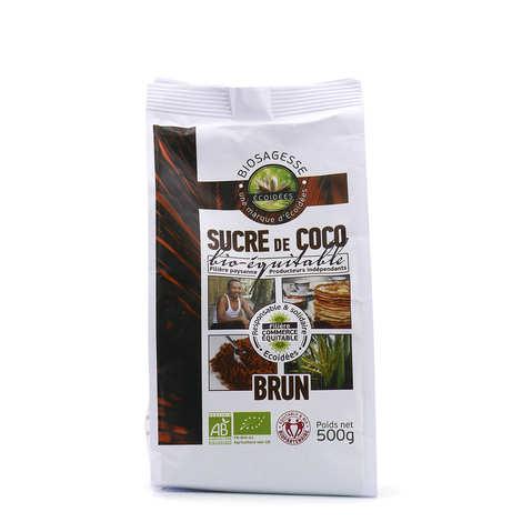 Biosagesse - Sucre de fleur de coco bio