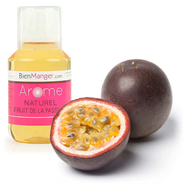 passion fruit flavouring