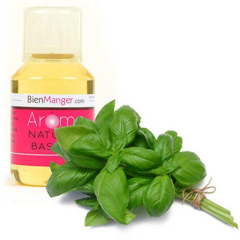 BienManger aromes&colorants - Arôme alimentaire de basilic