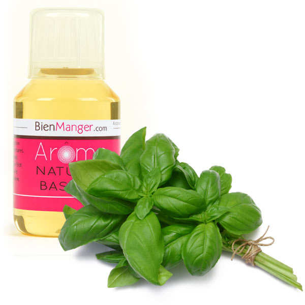 Basil flavouring