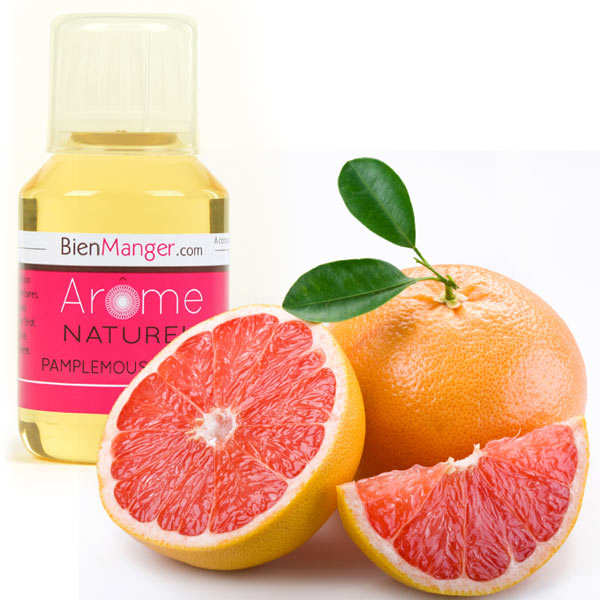 Pink grapefruit flavouring