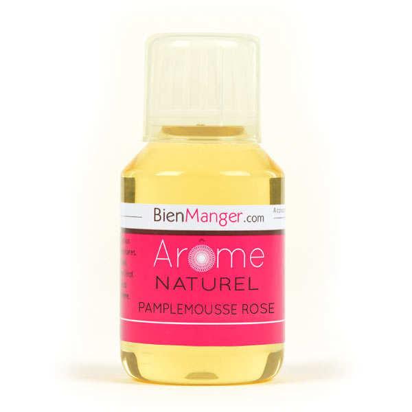 Arôme alimentaire de pamplemousse rose