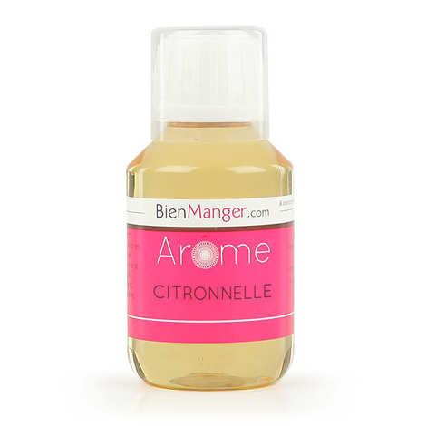 BienManger aromes&colorants - Arôme alimentaire de citronnelle