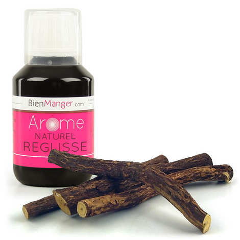 BienManger aromes&colorants - Licorice flavouring