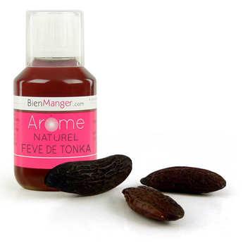 BienManger aromes&colorants - Arôme alimentaire fève de tonka
