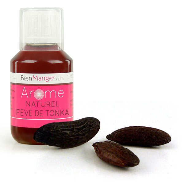 Arôme alimentaire fève de tonka