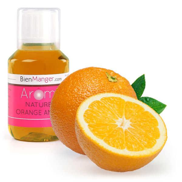 Bitter orange flavouring