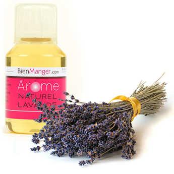 BienManger aromes&colorants - Arôme alimentaire de lavande