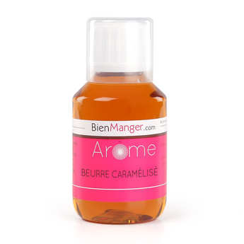 BienManger aromes&colorants - Caramelised butter food flavouring