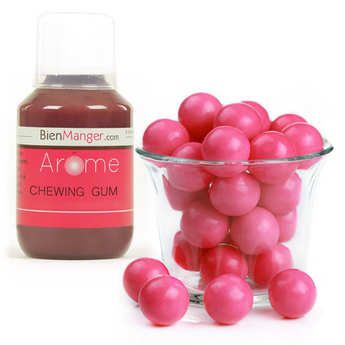 BienManger aromes&colorants - Chewing gum food flavouring