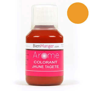 BienManger aromes&colorants - Yellow food colouring