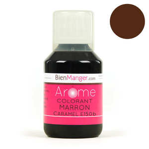 BienManger aromes&colorants - Caramel brown food colouring