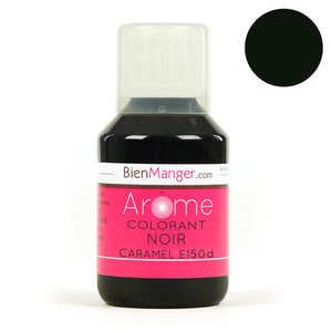 BienManger aromes&colorants - Dark caramel food colouring
