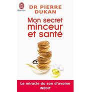 """J'ai Lu - """"Mon secret minceur et santé"""" by Pierre Dukan"""