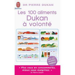 """J'ai Lu - """"Les 100 aliments Dukan à volonté"""" by Pierre Dukan"""