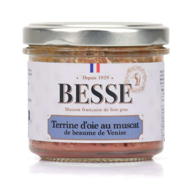 Goose Terrine with Muscat