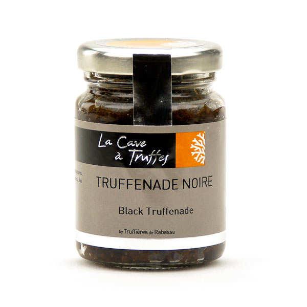 Black olive truffenade