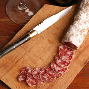 Alain Ginisty - Saucisson Sec from Aveyron