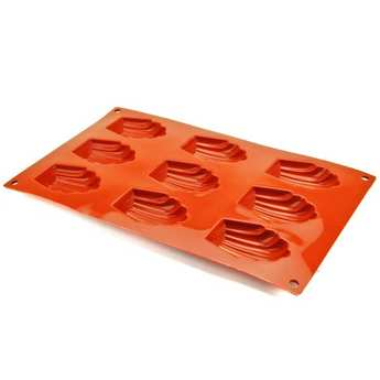 Silikomart - Moule à madeleines en silicone