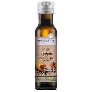 BioPlanète - Organic roasted pumpkin seed oil