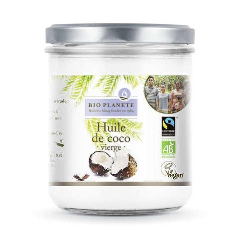 BioPlanète - Organic virgin coconut oil