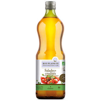 BioPlanète - Organic rapeseed, sunflower and olive oil for salads
