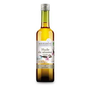 BioPlanète - Organic virgin sesame oil