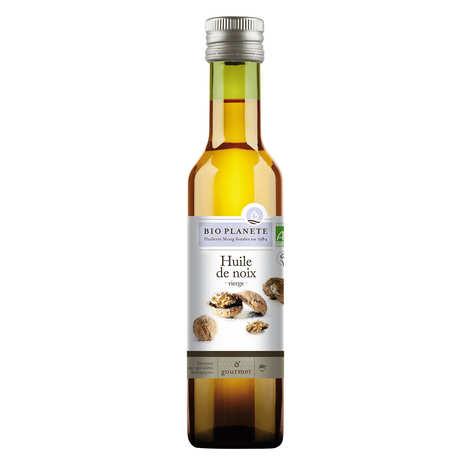 BioPlanète - Organic virgin walnut oil