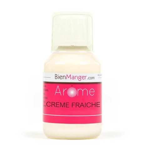BienManger aromes&colorants - Arôme alimentaire de crème fraîche