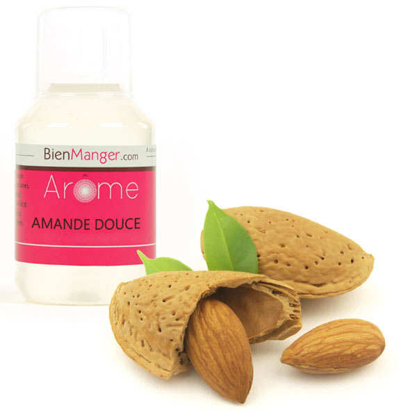 Sweet almond flavouring